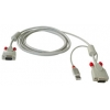 KVMi kaabel VGA + USB 2.0m