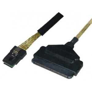 SATA/SAS SFF-8087 - SFF-8484 kaabel 1.0m
