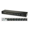 KVM Switch: 8 porti, DVI, USB, Audio