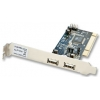 USB 2.0 PCI kaart, 2+2 porti