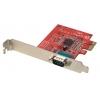 RS-232 PCIe x1 kaart, 1 port