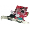 PCI kaart, 2 x RS-232 porti + 1 LPT port