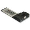Express kaart FireWire 1394b/ 1394a, 3 porti