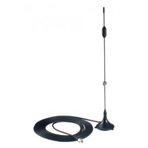 GSM/GPRS antenn,Omni 3dBi/25cm,magnetiga; kaabel: SMA, 3m