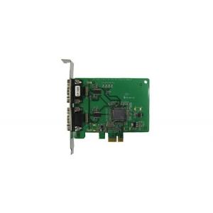 RS-232 PCI Express kaart, 2 porti, 15 KV ESD kaitse