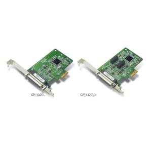 RS-422/485 PCIe kaart, Low Profile, 2 porti, opt.isol. 2KV + DB9M kaabel