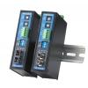 Konverter RS-232/422/485 > Single Mode ST, 2 KV isolatsioon, -40 kuni 85°C