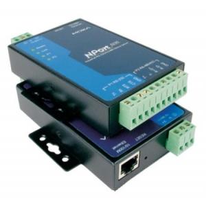 RS-422/485 server, 2 porti, 0 kuni 55°C