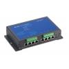 Arvuti: Intel XScale IXP-422, 266 MHz, 8 x serial porti, 8 DI, 8 DO, 2 x LAN, PCMCIA, CompactFlash, WinCE 5.0