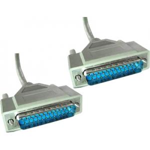 Serial kaabel DB25M - DB25M 7.0m