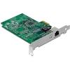 Võrgukaart: PCIe, 10/100/1000Mbps, SNMP v1, PXE, WOL, RPL (ka Low Profile Bracket kaasas)