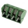 Terminal block R5mm, 4-ne, 45° 0.05-3.00mm juhtmele