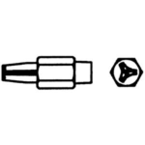 DX tinaimukolvi koonuse puhastustööriist