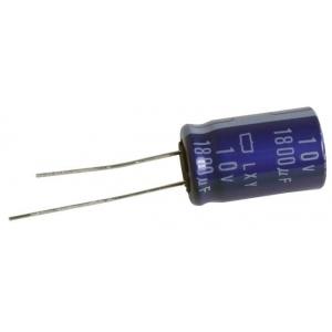 Elektrolüüt kondensaator 680uF 16V 105°C 10x20mm