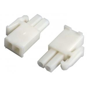Mini Mate-N-Lok pistik 2-kont, juhtmele, 4,14mm samm