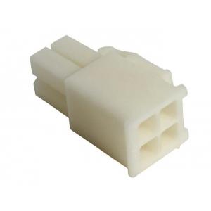 Mini Mate-N-Lok pistik 4-kont, juhtmele, 4,14mm samm