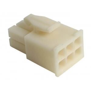 Mini Mate-N-Lok pistik 6-kont, juhtmele, 4,14mm samm