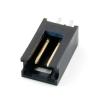 AMPMODU II 2,54mm 1x2 pistik PCB otse