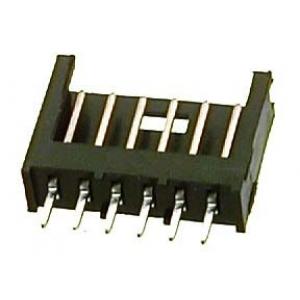 AMPMODU II 2,54mm 1x6 pistik PCB otse