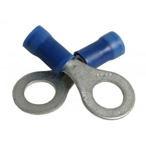 Rõngas M6 1,5...2,5mm² juhtmele, sinine