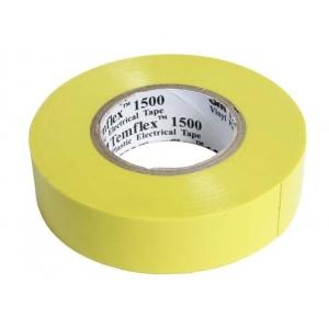 Isoleerpael kollane 19mm x 20m x 0,15mm Temflex