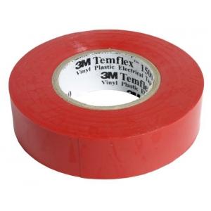 Isoleerpael punane 19mm x 20m x 0,15mm Temflex