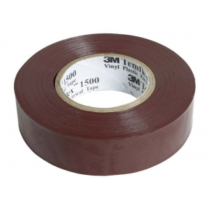 Isoleerpael pruun 19mm x 20m x 0,15mm Temflex