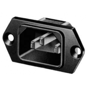 Toitepistik paneelile C14 250V 10A
