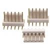 MTA100 pistik 2-ne PCB otse 2,54mm 640456-2