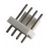 MTA100 pistik 4-ne PCB otse 2,54mm 640456-4
