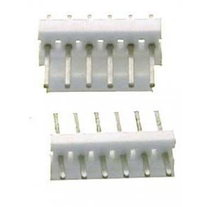 MTA100 pistik 6-ne PCB otse 2,54mm 640456-6