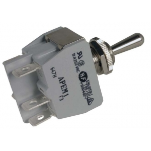 Tumblerlüliti 2x MOM-OFF-MOM 10A 250VAC