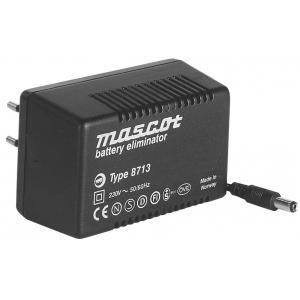 Toiteplokk plug-in 12VDC 0,58A 8W stab., sisend 230VAC