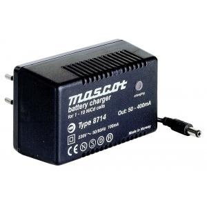 Akulaadija 1...10 NiCd 50-400mA Plug-In