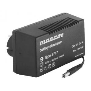 Toiteplokk plug-in 5...24VDC 10W stab., sisend 230VAC