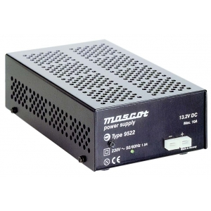 Toiteplokk desktop 12VDC 10A 135W stab., sisend 230VAC