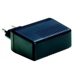 Toiteplokk plug-in 12VDC 1A 12W stab., 190-264VAC