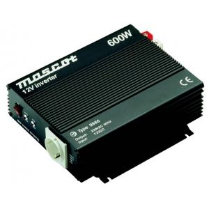 Inverter DC/AC 10...15V/230VAC 600W