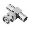 Üleminek BNC pesa/pistik/pesa 50R (T-adapter) BNC-24-DGN