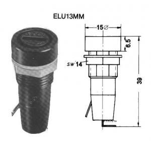 Kaitsmepesa 32,6 mm, püstine, IP40