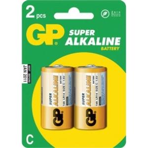 Patarei C 1,5V Alkaline GP14A  2tk