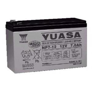 Pliiaku 12V 7.0Ah 151x65x94mm, YUASA