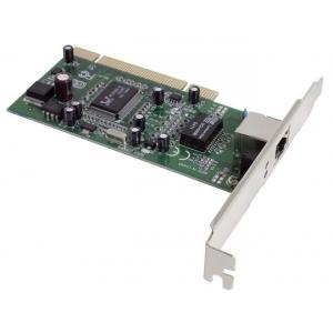 Võrgukaart: PCI, 10/100/1000Mbps, Wake-on-LAN