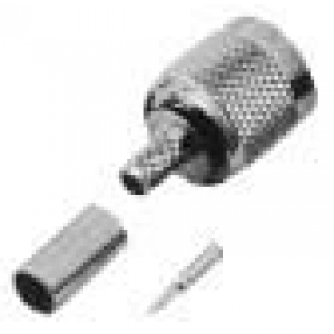 Koaksiaalpistik TNC RG58 kaablile, pigistatav