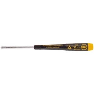 Täppiskruvikeeraja, Torx T5 L=120mm ESD