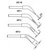 WTA-1 kolviotsad 1mm 45° WTA50 pintsettidele