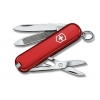 Victorinox Classic võtmerõngaga nuga, punane 58mm