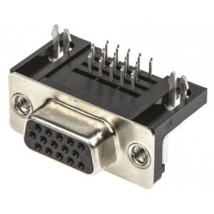 HD15F pistik trükkplaadile