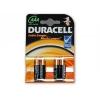Patarei AAA 1,5V Alkaline Duracell MN2400/4 / 4tk pakis