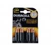 Patarei AA 1,5V Alkaline Duracell MN1500/4 Pakk
